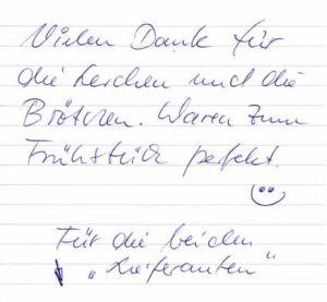 Ferienwohnung Rainer Zufall